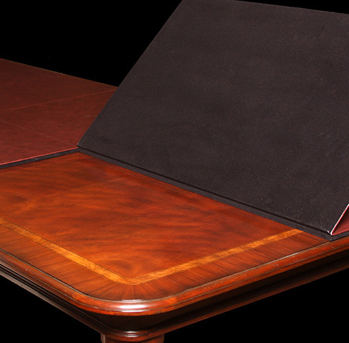 Custom Dining Table Pad For SCHNADIG Table TABLE PAD SHOPPE - Table pad material